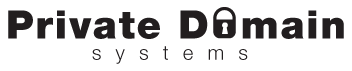 Private Domain Systems Logo